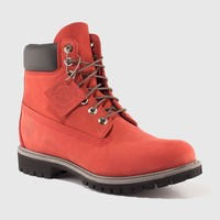 Timberland - Mens 6 Inch Boot (Red)