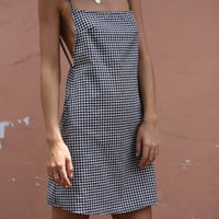JANE DRESS - GINGHAM