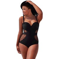 Plus Size Swimwear One Piece Bikini