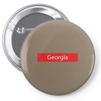 georgia Pin-back button