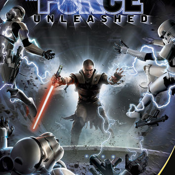 Star Wars The Force Unleashed - PSP (Very Good)
