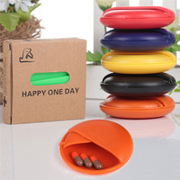 1pcs Portable Sealed Moistureproof Pill Cases Box Medicine Holder Container Drugs Organizer Health Care candy color random