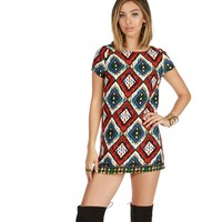 Multi Tribe Tunic