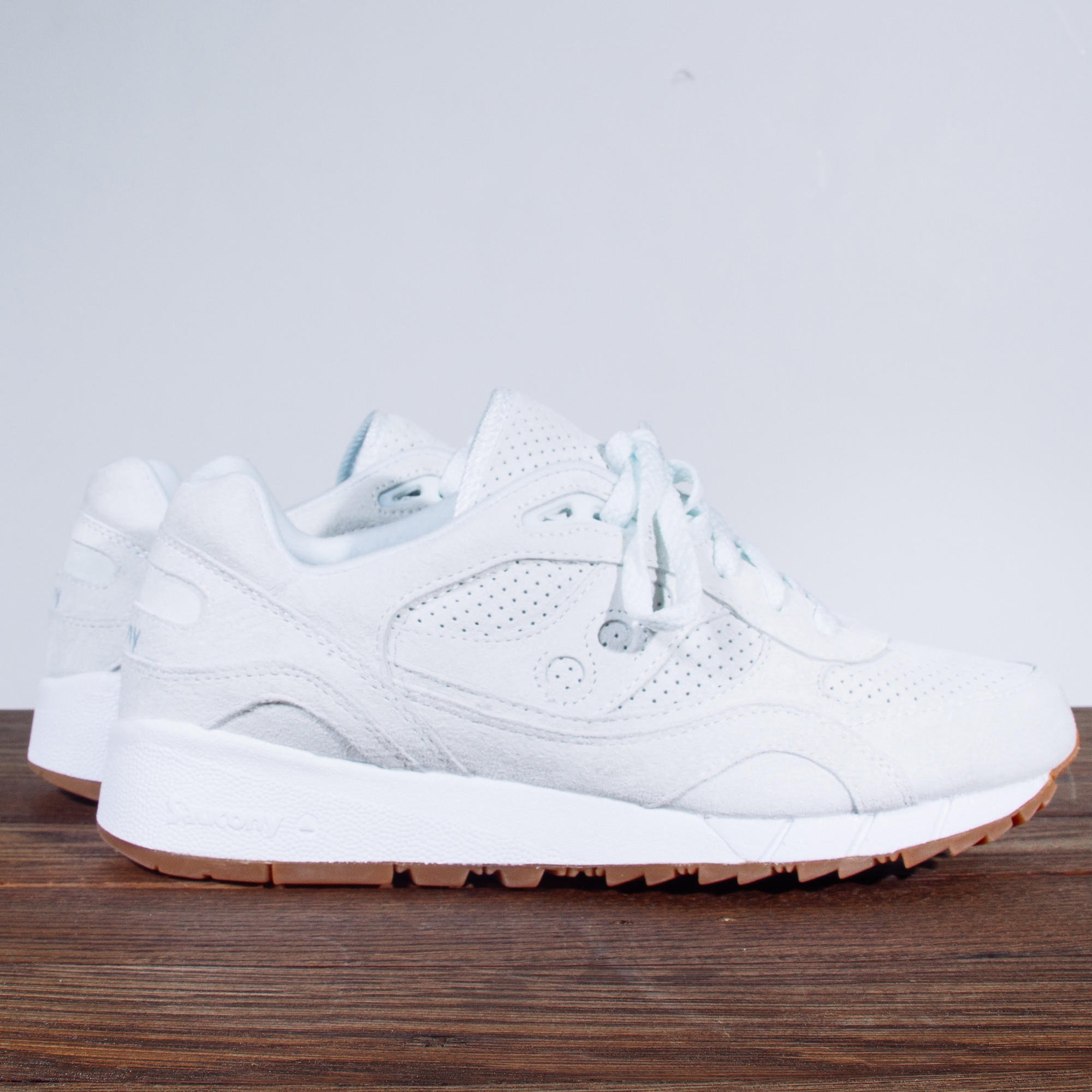 Saucony All White
