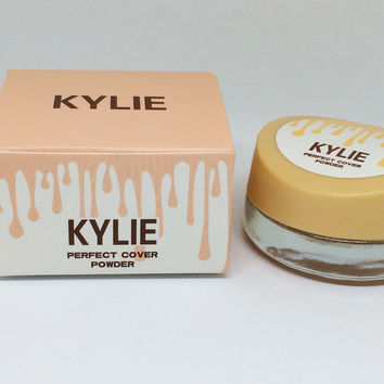 KYLIE Blackhead Removal On Sale Hot Deal Fine-skin Beauty Make-up 3-color Protect Cover Powder [6446674116]