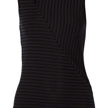 Kain Dudley striped cotton tank – 50% at THE OUTNET.COM