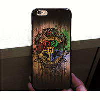 2016 Retro Harry Potter Case For iPhone 4 4G 4S Hard PC Plastic Back Covers