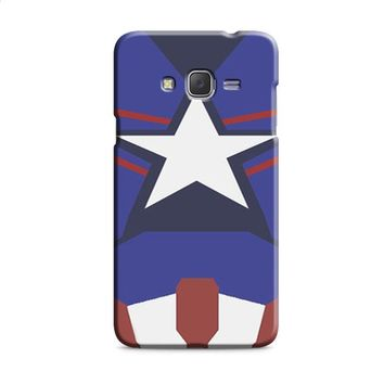 Captain America Age of Ultron New Costume Samsung Galaxy J7 2015 | J7 2016 | J7 2017 Case