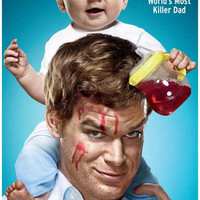 Dexter Most Killer Dad Michael C Hall Poster 11x17