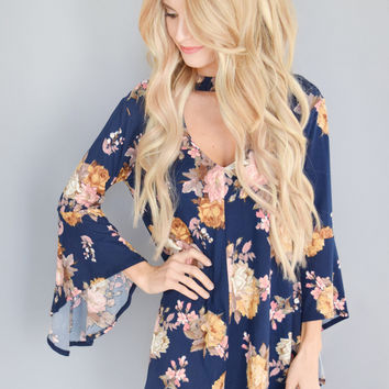 Avery Cut Out Dress