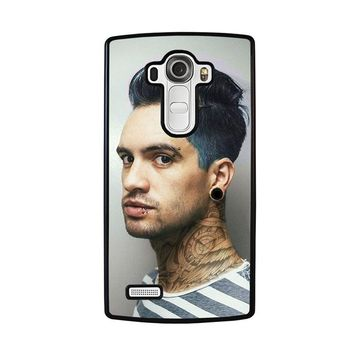 BRENDON URIE Panic at The Disco LG G4 Case Cover