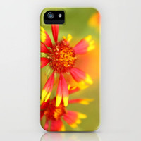 Indian Blankets iPhone Case by David Cutts | Society6