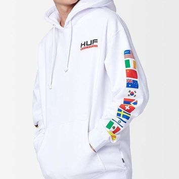 ONETOW HUF Stadium United Pullover Hoodie at PacSun.com