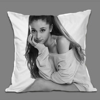 Ariana Grande for Pillow cover by ExmozaDesign