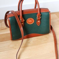 tea and tulips boutique - one of a kind vintage. — dooney and bourke bag