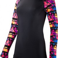 Women's Santa Rosa Long Sleeve Swim Shirt - Active Swimwear - Swimwear - Womens | TYR