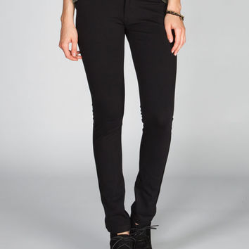 Shinestar Womens Super Stretch Pants Black  In Sizes
