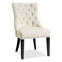 HAYES TUFTED CHAIR