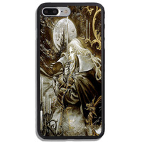 Castle Dracul Demon Vampire Case For iPhone 6 6s 7 8 Plus X Samsung Cover