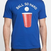Men's 5 Crown 'Ball So Hard' Graphic T-Shirt,