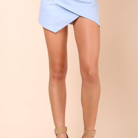 Gab & Kate Gabrielle Skirt - Light Blue