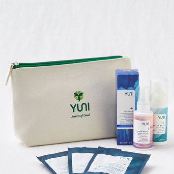 Yuni Beauty Sweat, Refresh, GO Travel Essentials, Multi