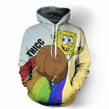 So Thicc Hoodie