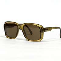 Christian Dior Monsieur Vintage Sunglasses model 2115, Optyl quality, mens sunglasses in deadstock condition