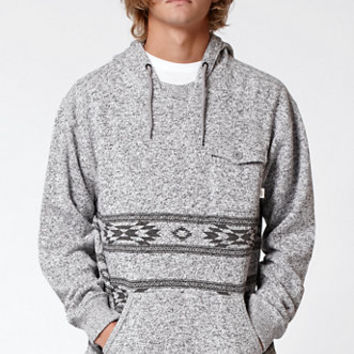 Vans Kesely Gray Southwestern Pullover Hoodie at PacSun.com