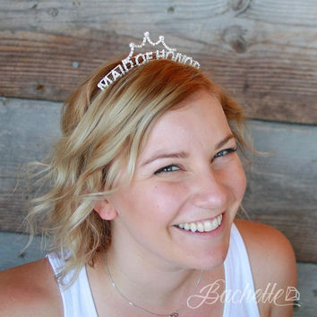"""Maid of Honor"" Tiara 