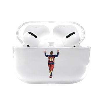 Messi Barcelona Airpods Pro Case