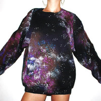 Galaxy SWEATSHIRT Sizes Large and X-Large