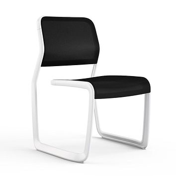 Knoll Newson Aluminum Chair