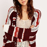 Staring at Stars Boxy Weaved Cardigan - Urban Outfitters