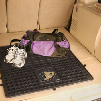 NHL Team Vinyl Cargo Mat