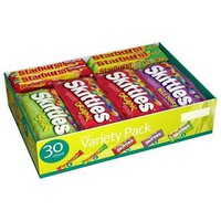 SKITTLES AND STARBURST VARIETY PACK (30ct)
