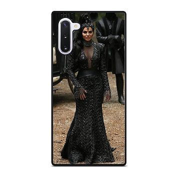 ONCE UPON A TIME EVIL QUEEN Samsung Galaxy Note 10 Case