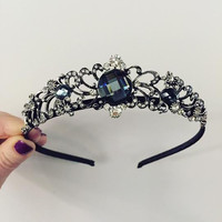 The Dziura Tiara, an Authoritative Business Tiara