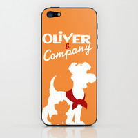 Oilver and company iPhone & iPod Skin by Citron Vert