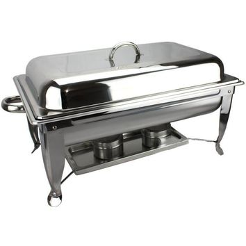 Stainless Steel Foldable Buffet Chafing Dish