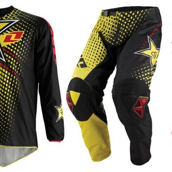 One Industries - 2015 V1 Atom Rockstar Jersey, Pant Combo