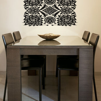 Vinyl Wall Decal Sticker Abstract Arabic Art #OS_AA325