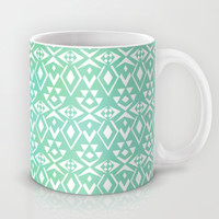 Ancient Tribe Mug by Pom Graphic Design