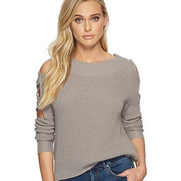 BB Dakota Aneesa Open Shoulder Sweater