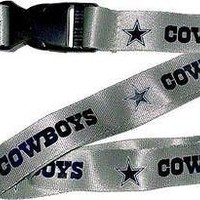 Aminco NFL Dallas Cowboys Breakaway Lanyard