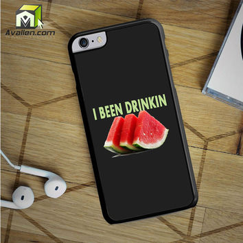 I Been Drinkin' Watermelon Beyonce Inspired iPhone 6S Plus case by Avallen