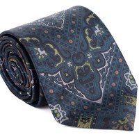 Tom Ford Abstract Print 100% Silk  Tie
