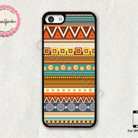 Aztec iPhone 5C Case, iPhone Case, iPhone Hard Case, iPhone 5C Cover