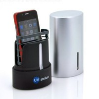 UV Sanitizer for Mobile Devices - iPhone, Earphones, Other Electronic Devices