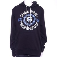 Shawn Mendes Hoodie | University Logo Black